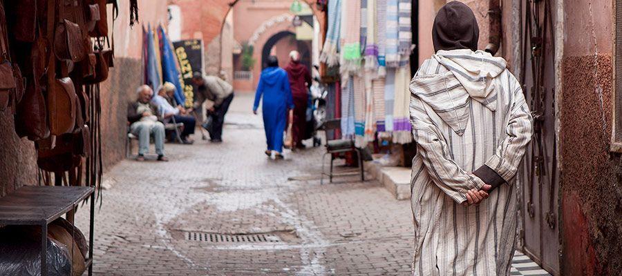 Turismo en Marruecos Que ver en Marrakech