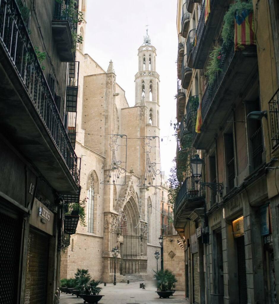 Turismo alternativo en Barcelona