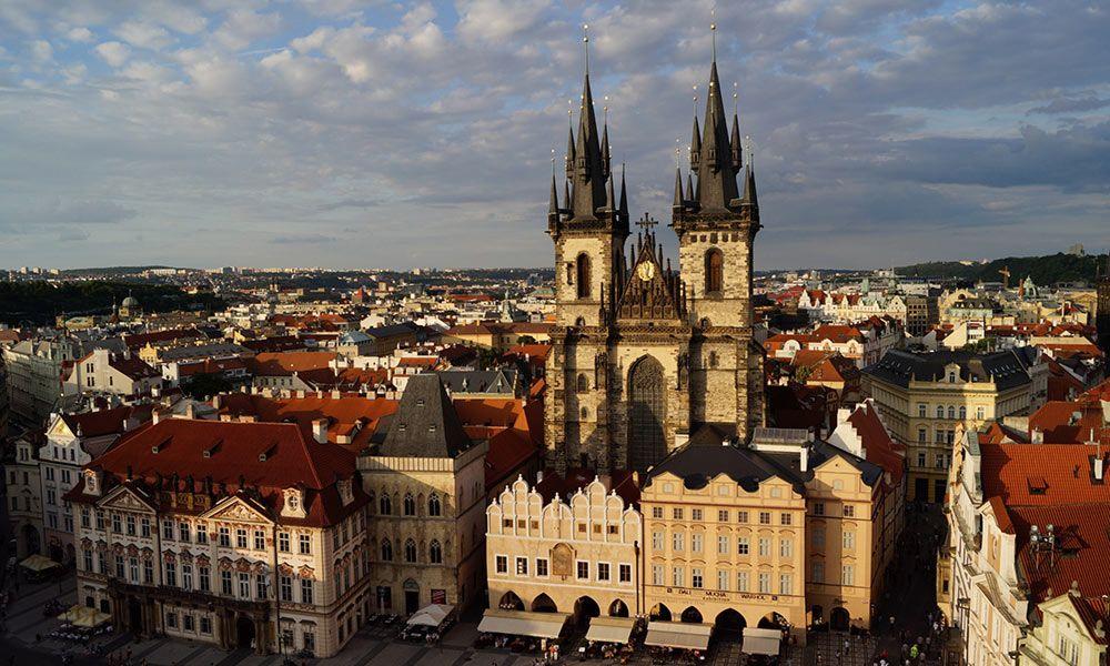Mejores lugares Praga