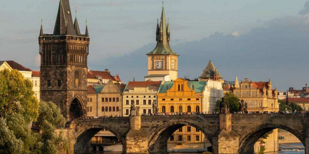 Turismo familiar Praga