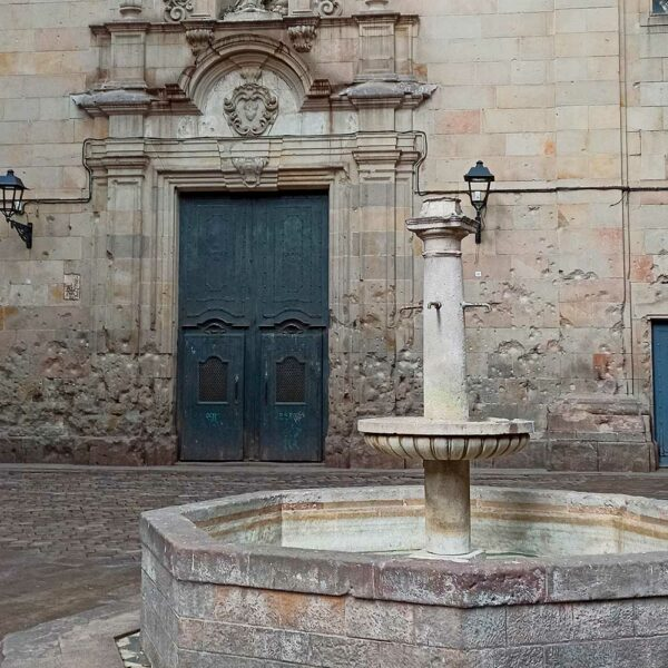Turismo familias visitar Barcelona