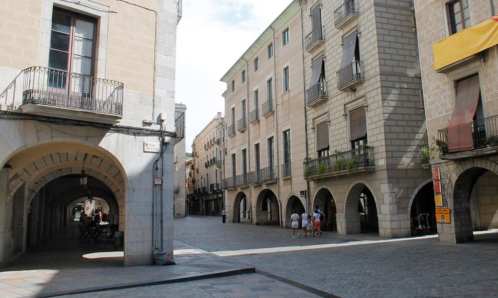 Rambla Llibertat Girona